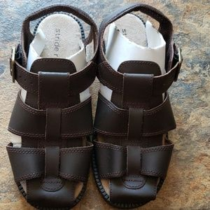 Boy's fisherman sandals